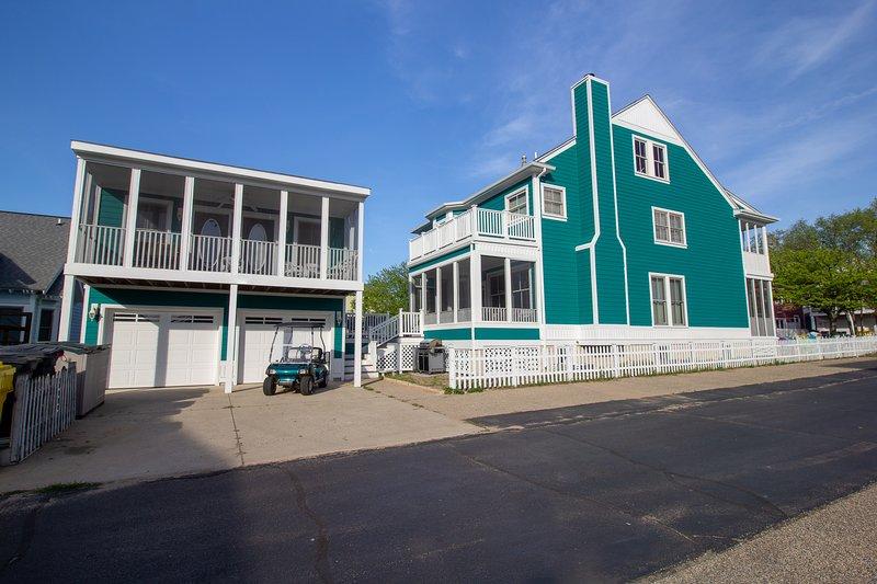 Poseidon--Beachwalk's Largest Home.  The King of Beachwalk., holiday rental in Michigan City