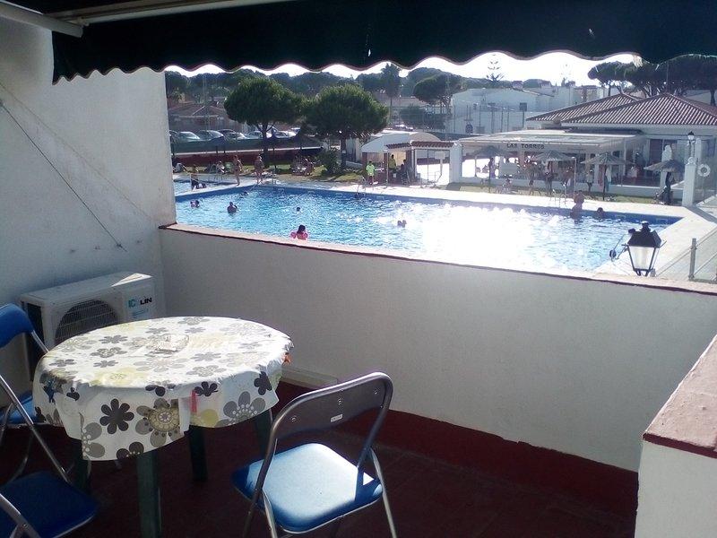 LA BARROSA UNIFAMILIAR 8 personas  Urb.Las Torres., holiday rental in Chiclana de la Frontera