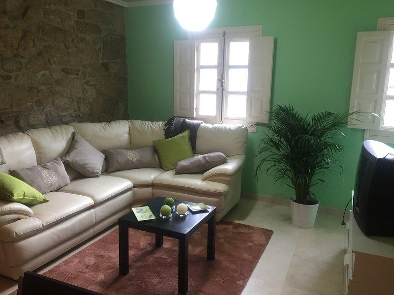 Casa en el centro de Cambados, vacation rental in Cambados