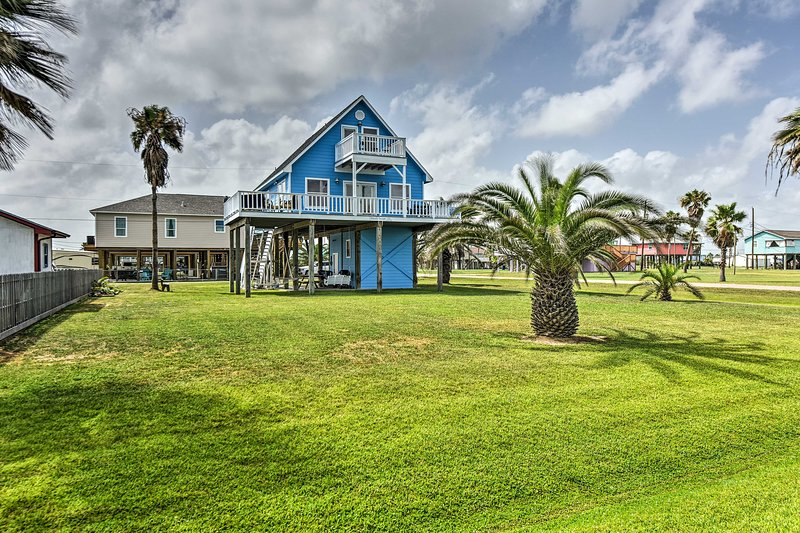 Escape to the Gulf of Mexico for your next vacation!