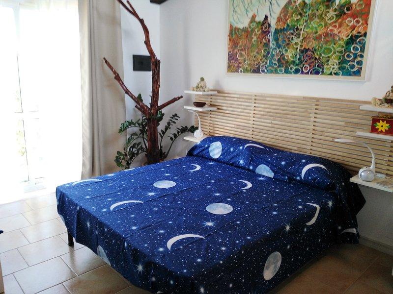 B&B Semaforo di Capo Sperone, appartamento 'Il cielo in una stanza', casa vacanza a Sant'Antioco
