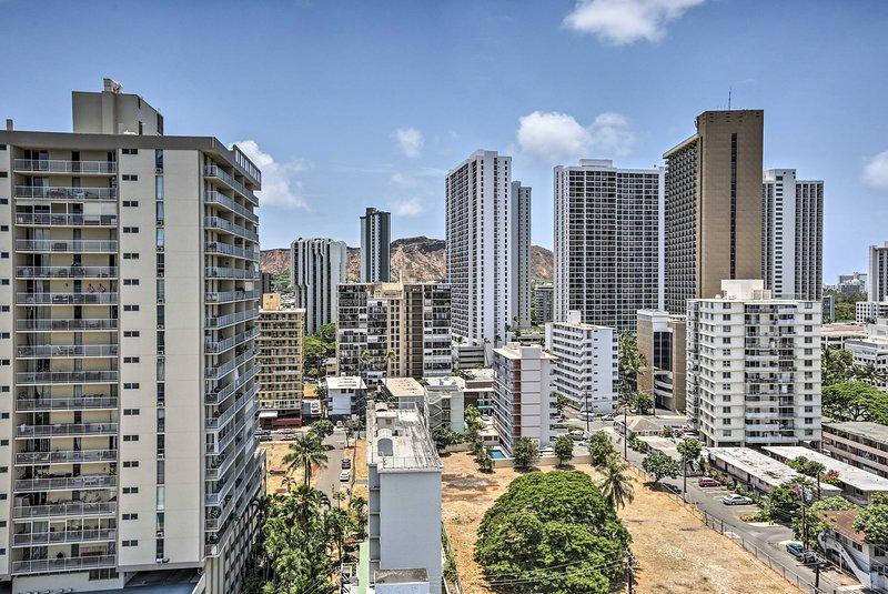 Você nunca vai querer viver este maravilhoso aluguer de férias em Waikiki!
