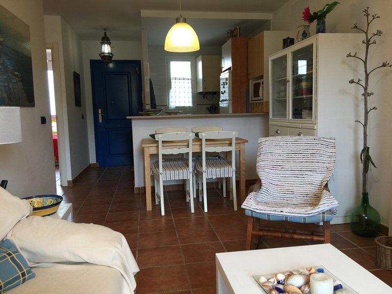 Bonito y acogedor apartamento, casa vacanza a Los Escullos