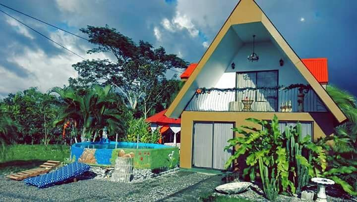 Chalet Fully Equipped, holiday rental in La Fortuna de San Carlos