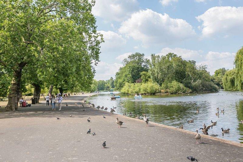 Regent's Park.