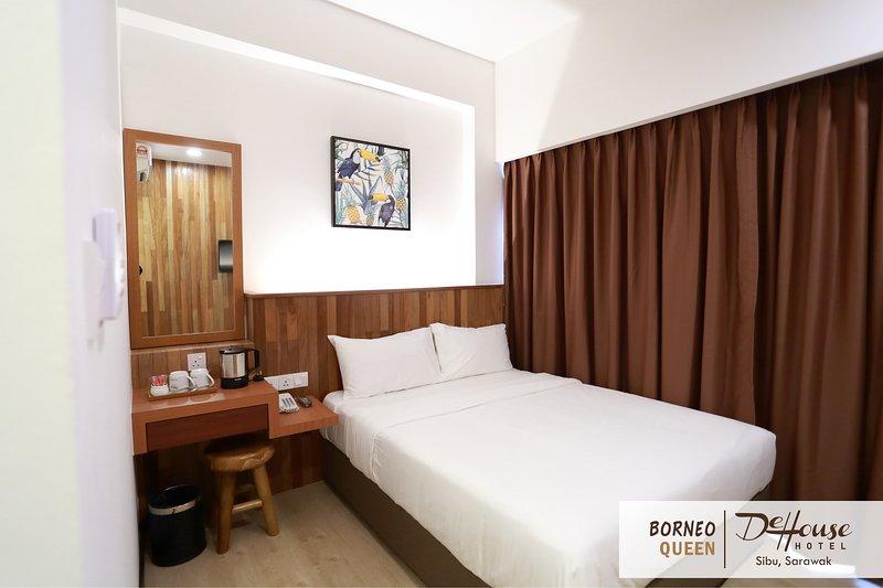 De House Hotel (Borneo Queen 1), holiday rental in Sibu