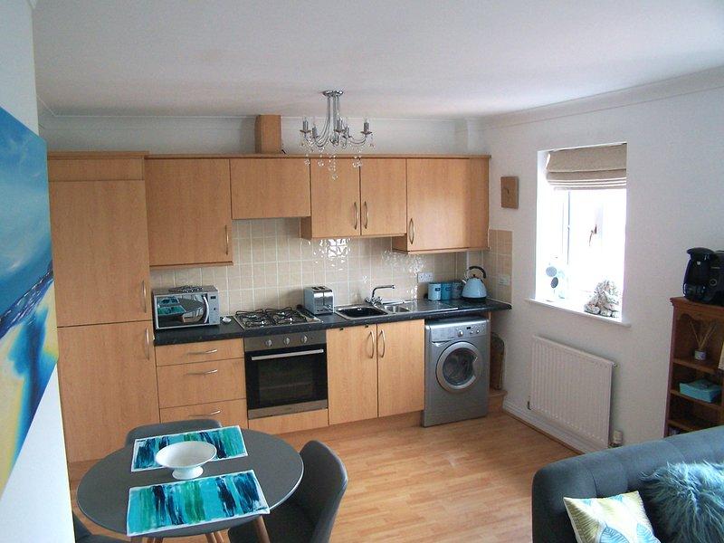 The Shell Apartment, location de vacances à Bracklesham Bay