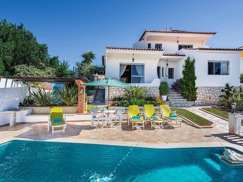 Villa Albufeira SALGADOS, casa vacanza a Pera