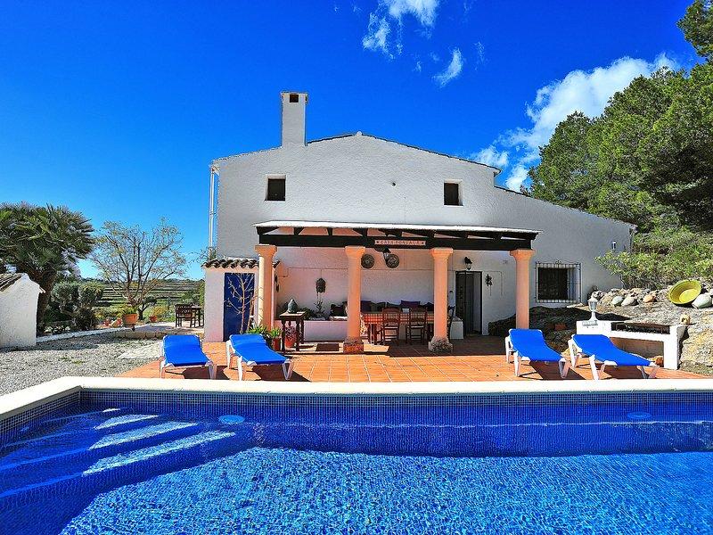 Fonsala House, holiday rental in Canor