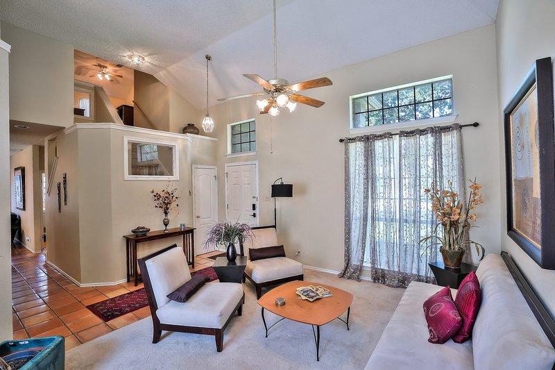 Beautiful home in a quite neighbourhood mins from Austin, alquiler vacacional en Cedar Park