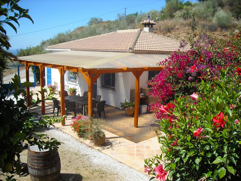 Finca Trigueros - casa palmito, holiday rental in Moclinejo