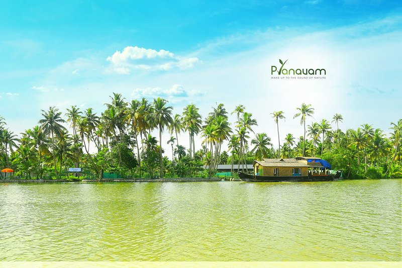 Pranavam Backwater/ River side resorts, aluguéis de temporada em Kollam District