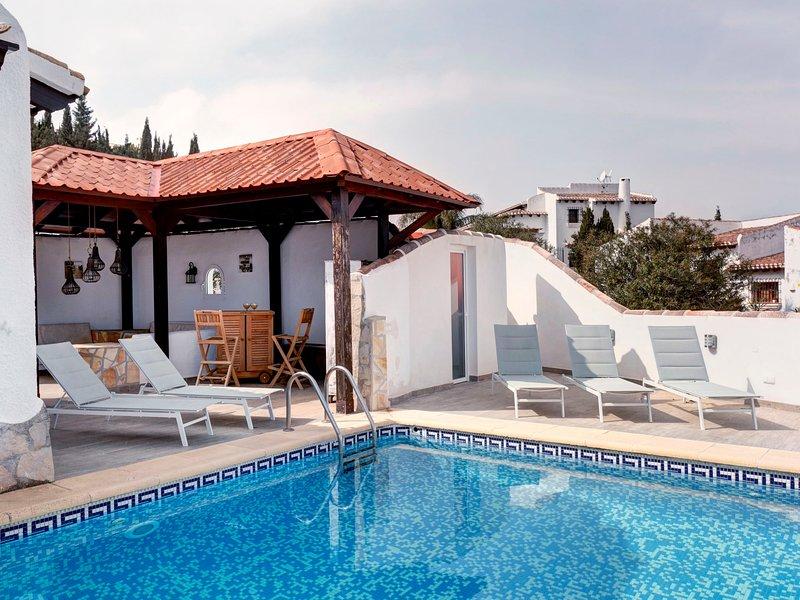 Indalo, holiday rental in Sanet y Negrals