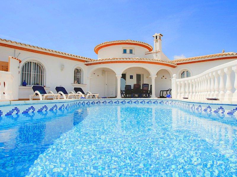 Ma-Nita, vacation rental in Rafol de Almunia
