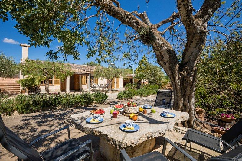 Cuca - gemütliches Ferienhaus mit Pool, vacation rental in Buger