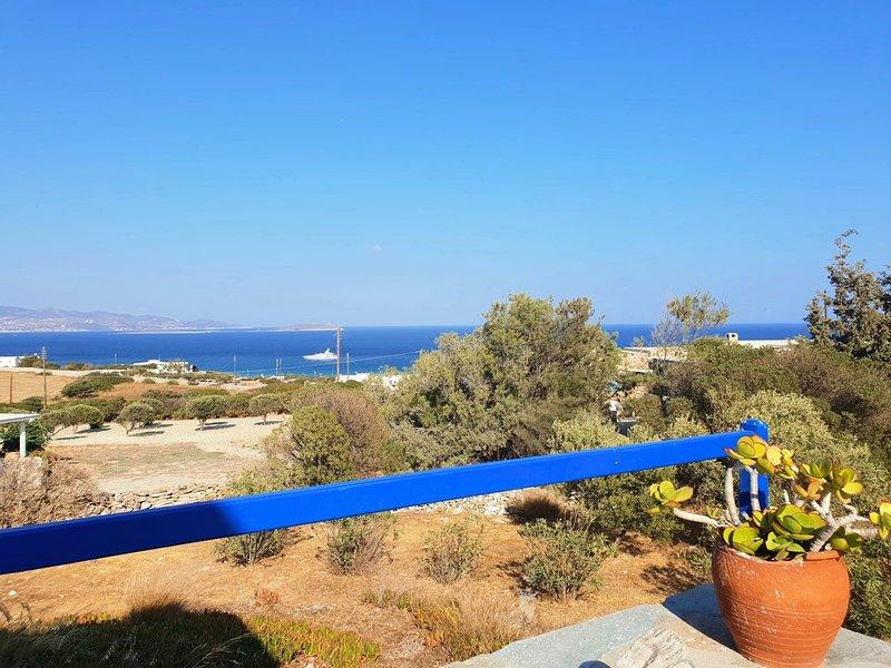 Gallini Home, aluguéis de temporada em Antiparos