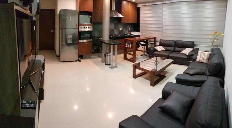 Departamento bonito, cómodo, la mejor Ubicación !, holiday rental in Santa Cruz