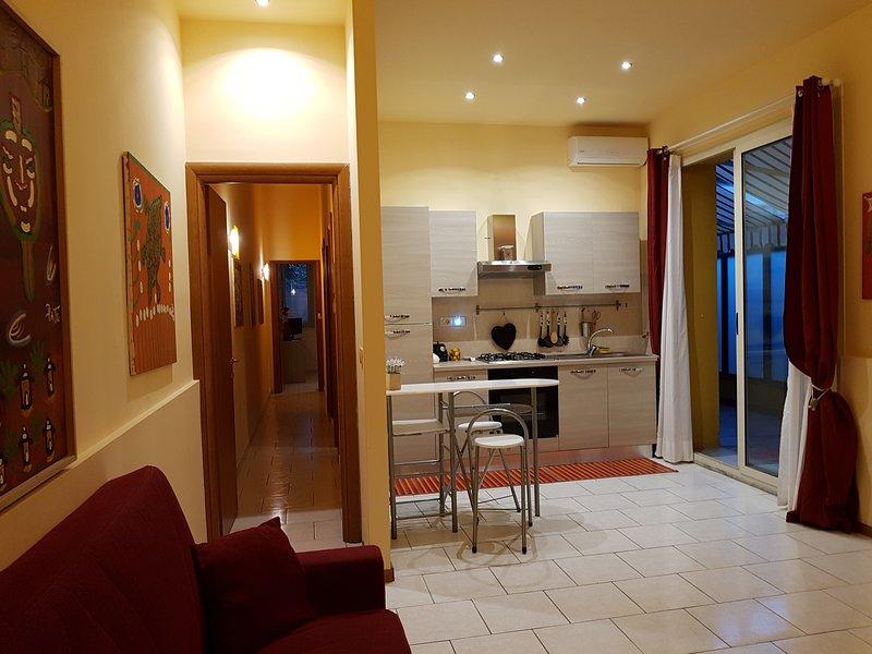 Apartment Inn Aci Castello, alquiler vacacional en Aci Castello