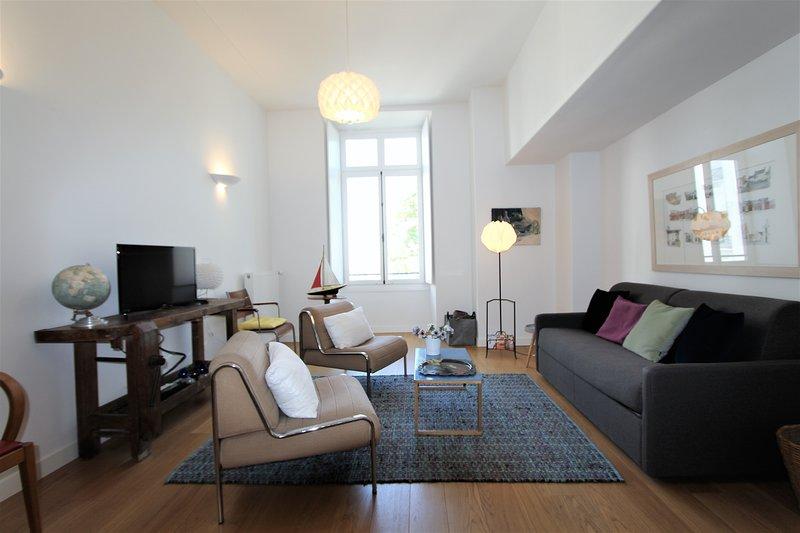 Apartment 4 people Nantes city center, location de vacances à Orvault