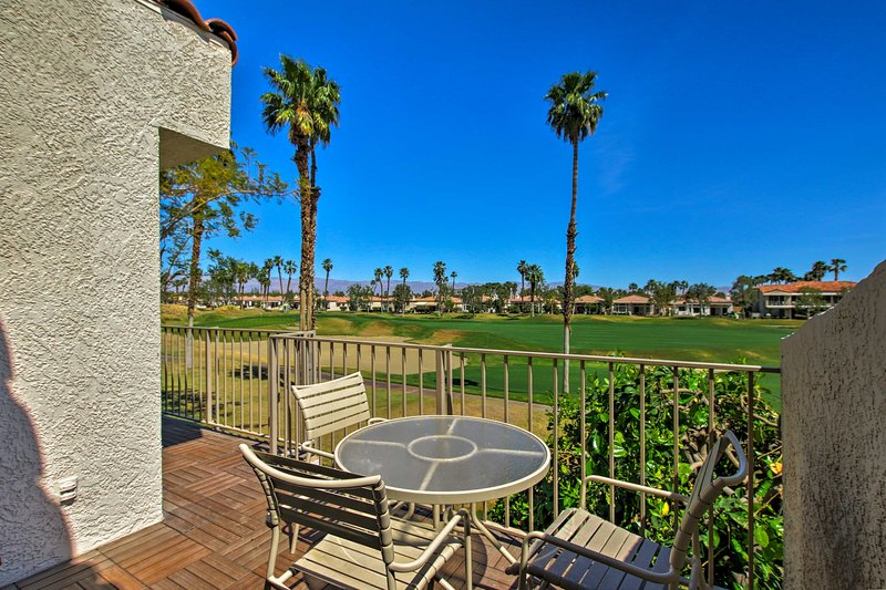 Escape the stress of the city and retreat to this La Quinta vacation rental!