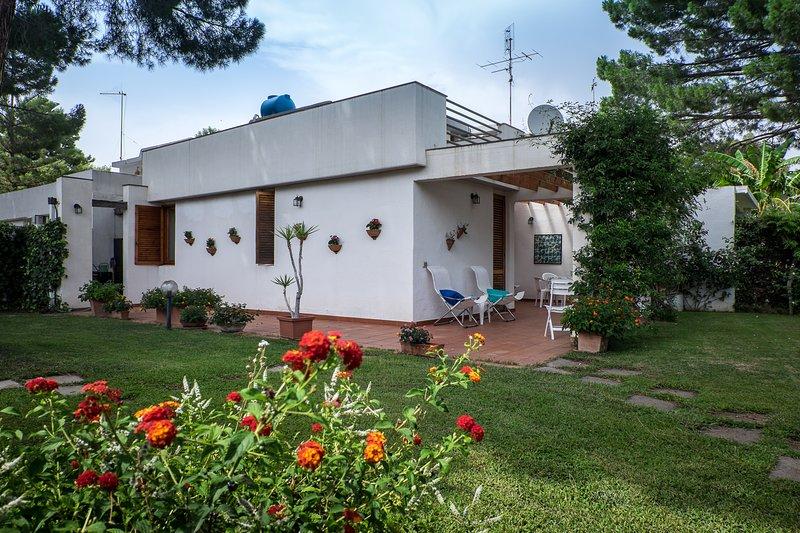 Villa Nelly, alquiler de vacaciones en Geremeas