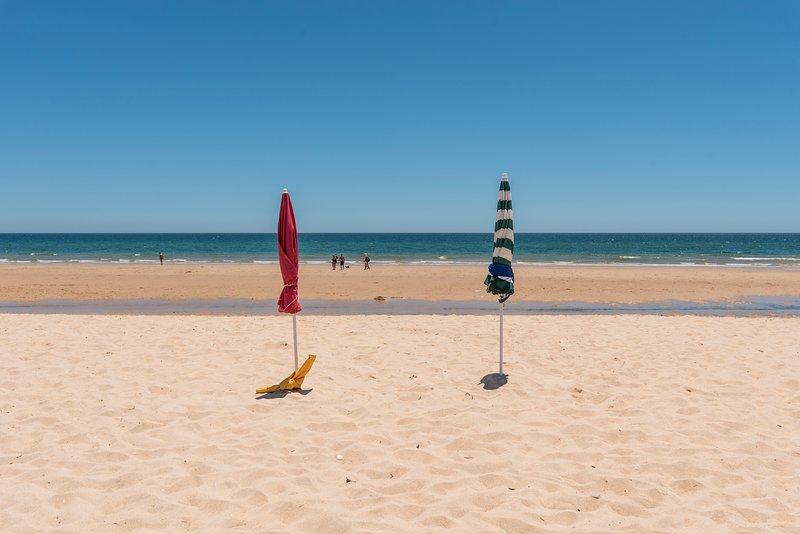 Spiaggia vicino all'appartamento