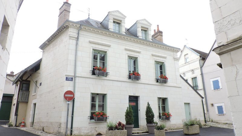 Gite La Bourgeoise, vacation rental in Saint-Aignan