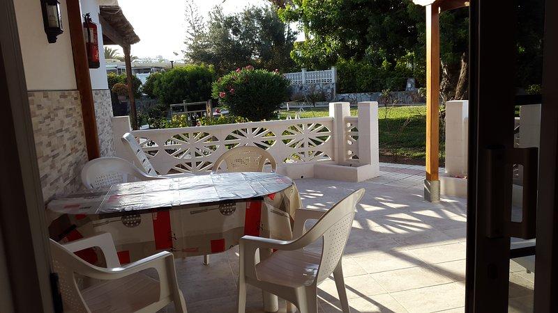 Bungalows Atindana Fase II, vacation rental in Maspalomas