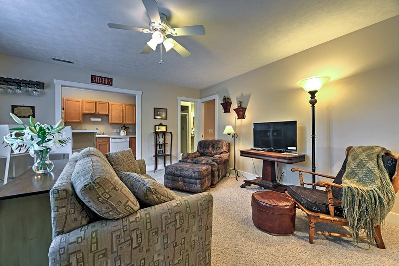 Discover central Shenandoah Valley attractions from this cozy vacation rental!