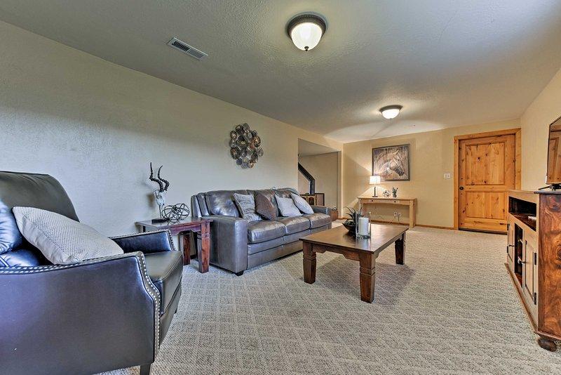 Park City Apt w/Utah Olympic Park & Mtn Views, casa vacanza a Coalville