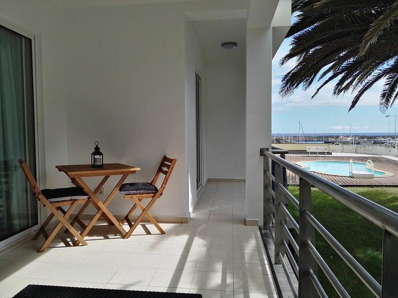 Marina Mar Vila Franca do Campo, vacation rental in Agua de Pau