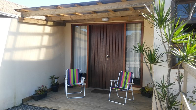 Beautiful family apartment for 4 people in Praia de Bombas