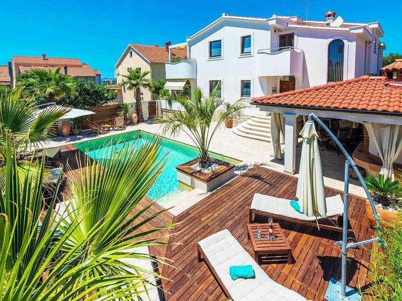 Villa Antišin II, vacation rental in Diklo