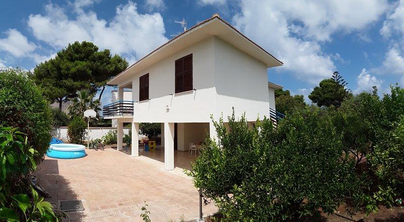 B&B Al Villaggio, vacation rental in Tonnara di Bonagia