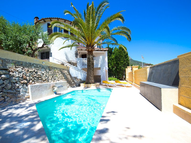 Villa Sol, holiday rental in Calpe