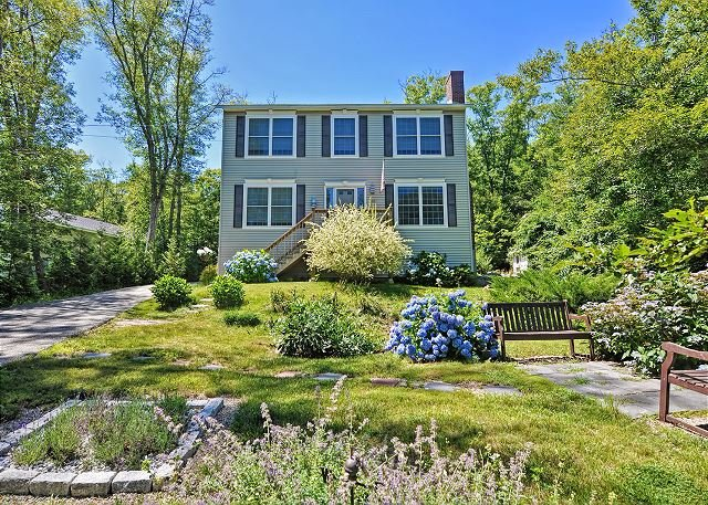 Sage Hill: Easy access to both Gloucester & Rockport, holiday rental in Cape Ann