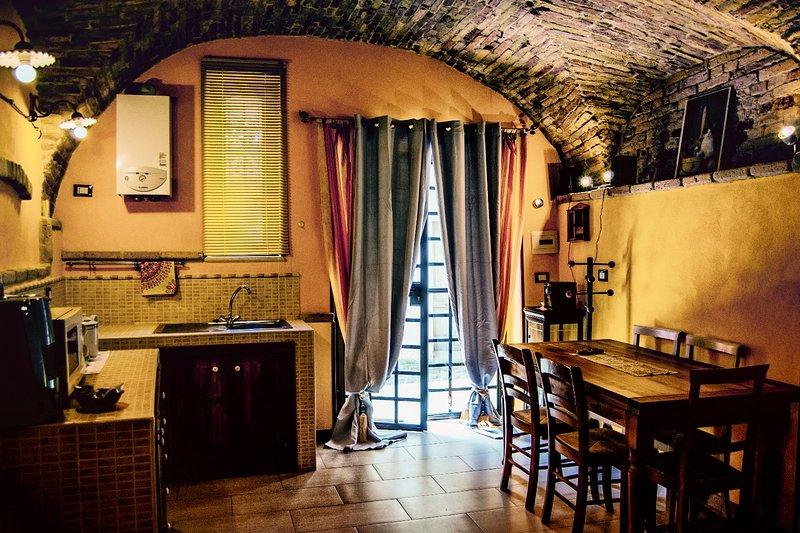 Appartamentino stile storico – semesterbostad i Santa Teresa di Spoltore