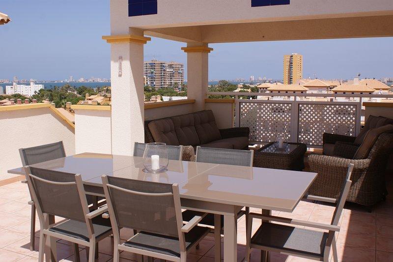 Ribera Beach 3 - 1009, aluguéis de temporada em Islas Menores