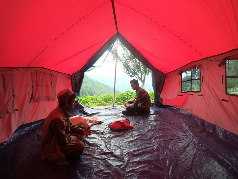 CAMP JANA - CAMP 1, holiday rental in Bhuntar