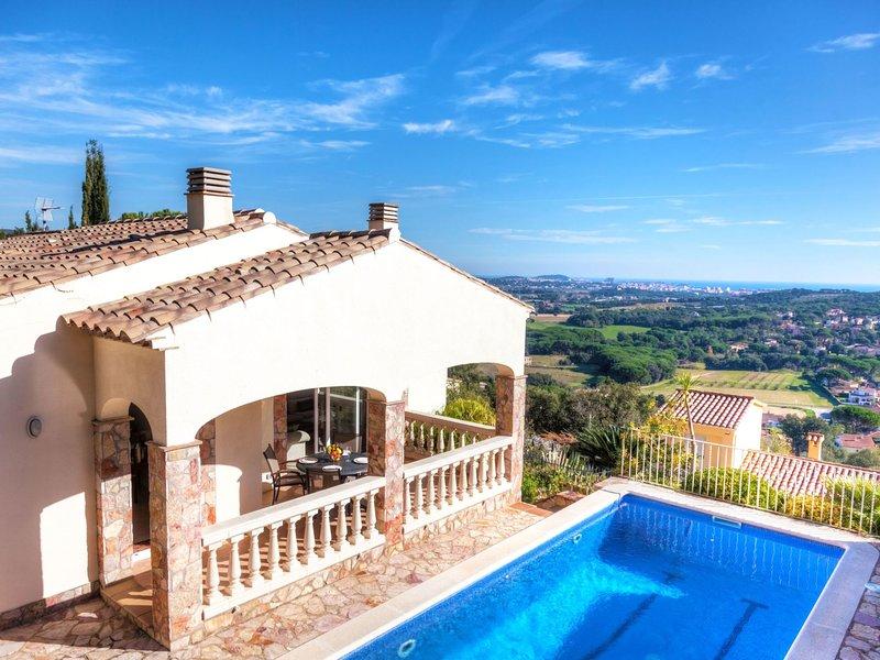 L'Orada, holiday rental in Calonge