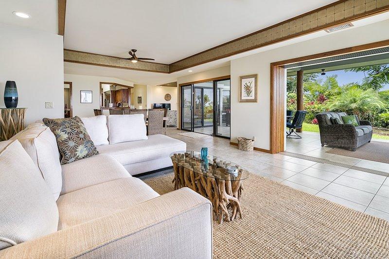 Indoor / Outdoor Wohnbereiche