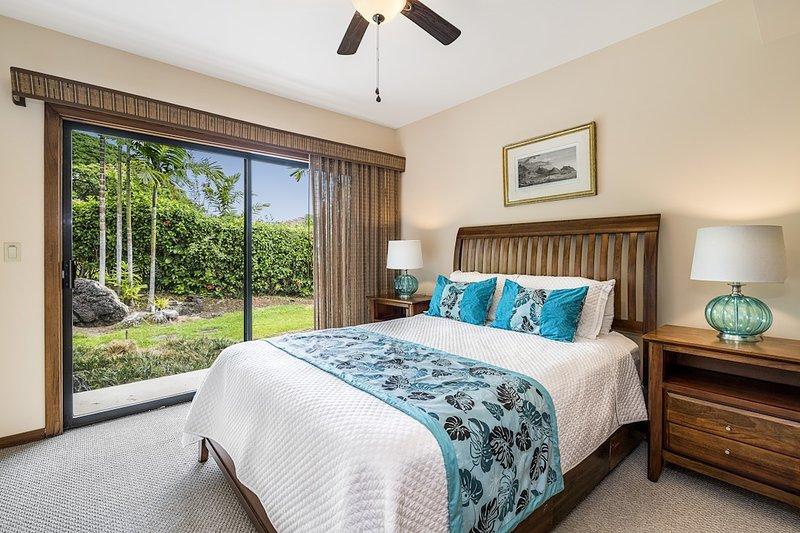 Gäste-Schlafzimmer 3 mit Queensize-Bett