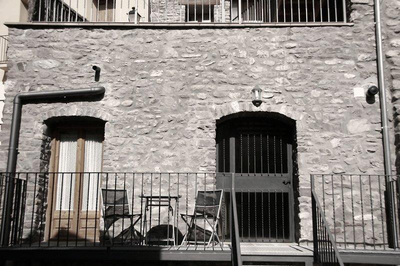 Casa Pairal cerca del Parque N, location de vacances à La Torre de Cabdella