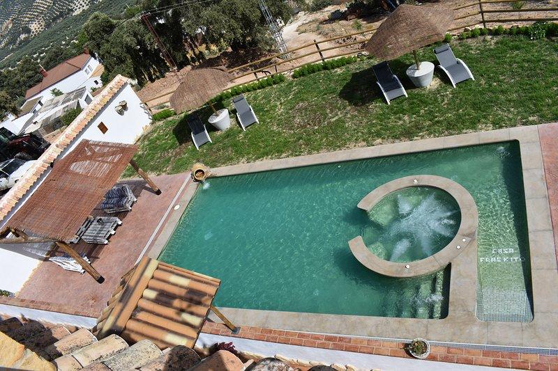 Casa Fraskito, location de vacances à Iznajar