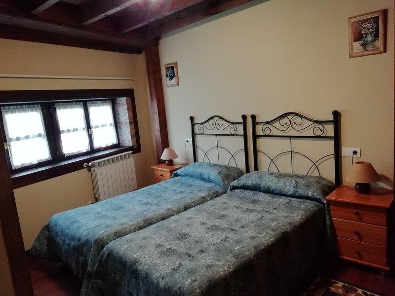 Apartamento en Poo 4 plazas, vacation rental in Puertas De Vidiago