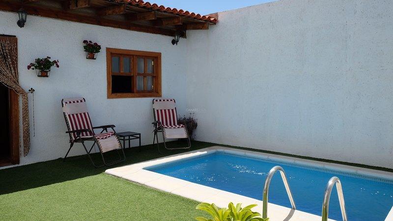 Granadilla de Abona, Tenerife, holiday rental in Chimiche