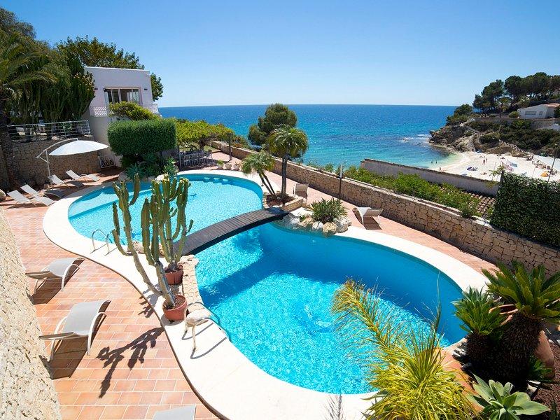 Perla del Mar, holiday rental in La Llobella