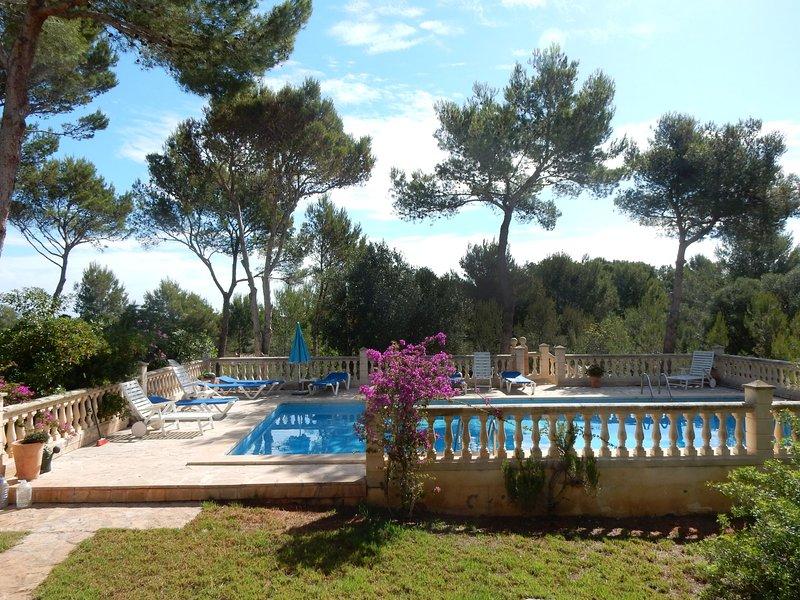 Dream Son Jaumell, holiday rental in Cala Agulla
