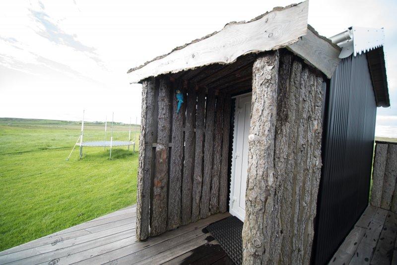 Cozy Hut at Midas Homestay!, vacation rental in Kalfholt