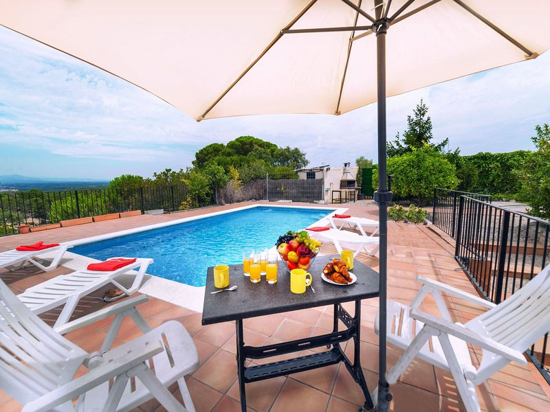Sol, holiday rental in Vidreres